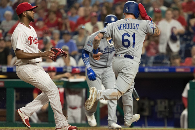 Dodgers At Phillies 07/15/19: Odds And MLB Betting Trends