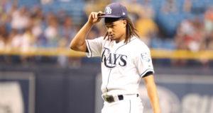 Chris Archer, Tampa Bay Rays