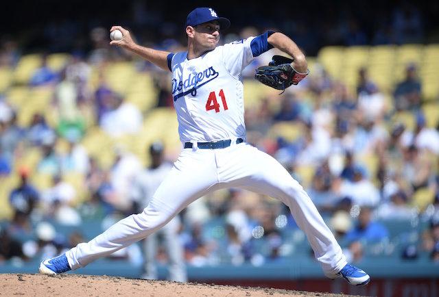 Daniel Hudson, Los Angeles Dodgers