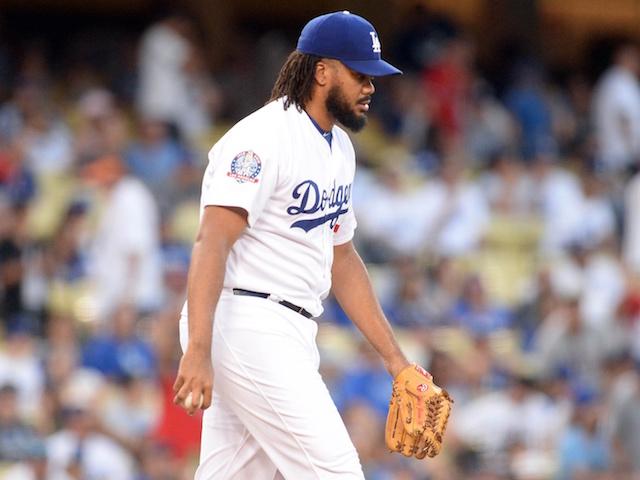3566e39c3 Dodgers News  Kenley Jansen Heart Surgery Scheduled
