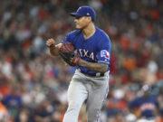 Keone Kela, Texas Rangers