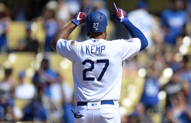 743a13645c3 2018 MLB All-Star Game Voting Update  Dodgers  Matt Kemp Remains In ...