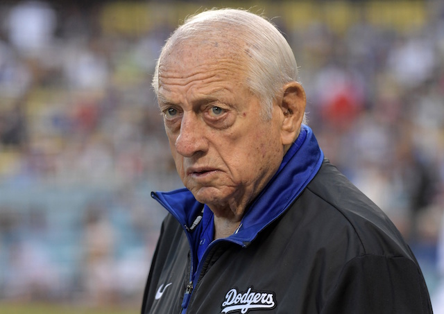 Tommy Lasorda, Dodgers