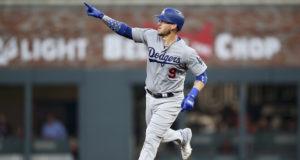 Yasmani Grandal, Los Angeles Dodgers