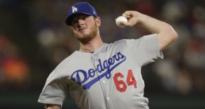 Caleb Ferguson, Los Angeles Dodgers