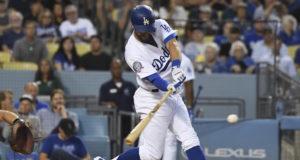 Chris Taylor, Dodgers