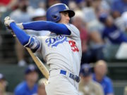 Cody Bellinger, Dodgers