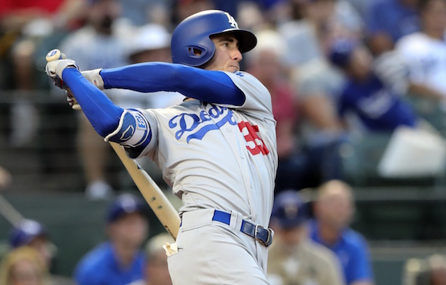 Cody Bellinger, Dodgers