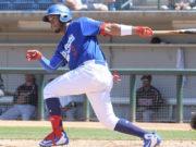Cristian Santana, Quakes, Dodgers