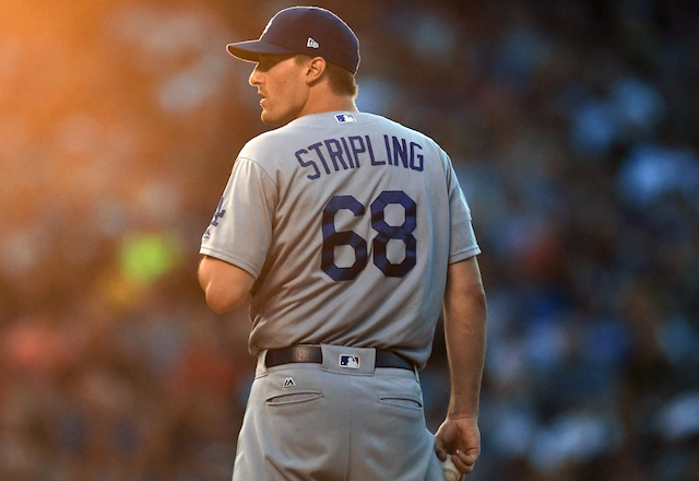 Ross Stripling, Los Angeles Dodgers