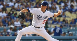 Alex Wood, Dodgers