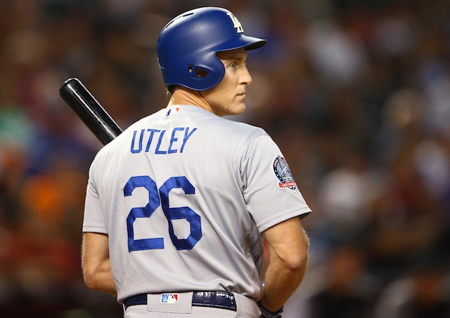 Chase Utley, Dodgers
