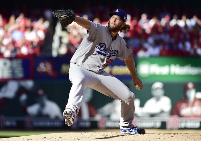 Clayton Kershaw, Los Angeles Dodgers
