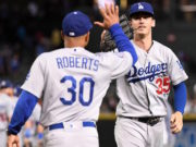 Cody Bellinger, Dave Roberts, Dodgers