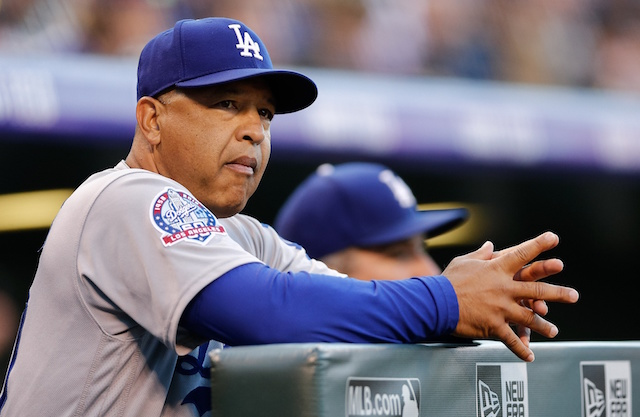 Dave Roberts, Dodgers