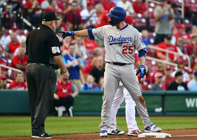 David Freese, Los Angeles Dodgers