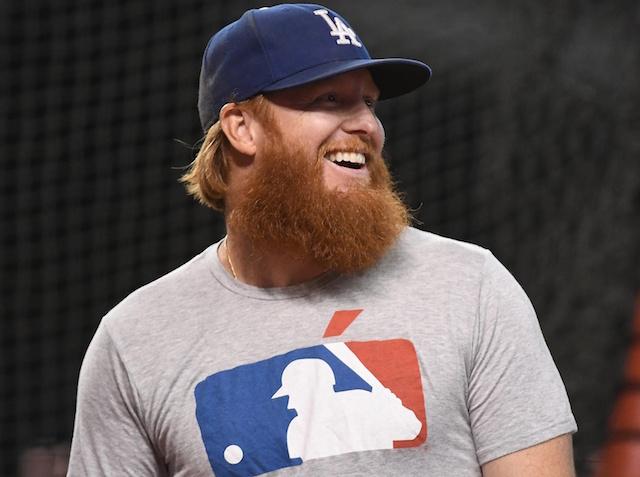 Dodgers, Justin Turner