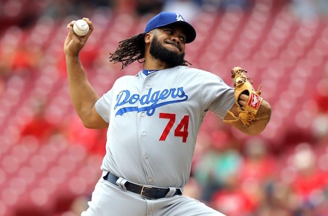 Kenley Jansen, Los Angeles Dodgers
