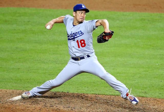 Kenta Maeda, Los Angeles Dodgers