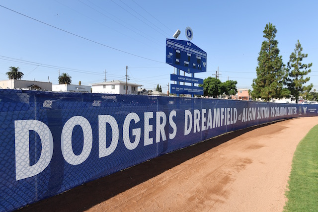Los Angeles Dodgers Foundation 50th Dreamfield