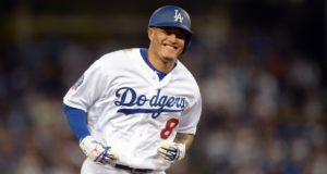 Manny Machado, Dodgers