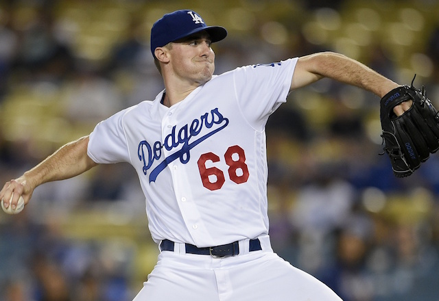 Dodgers, Ross Stripling
