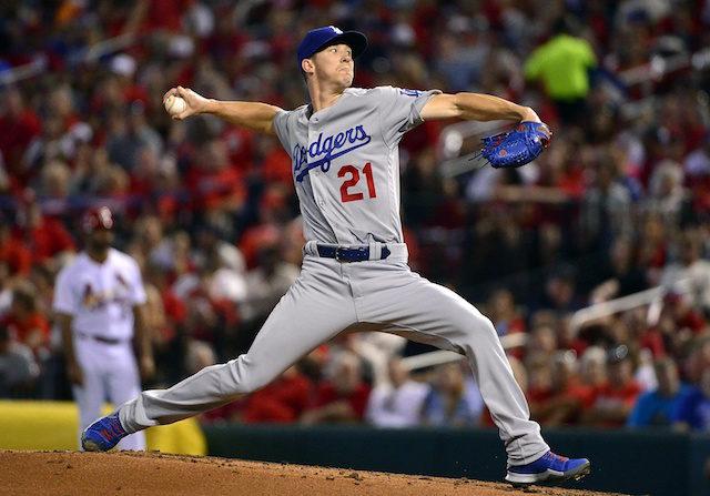 Walker Buehler, Los Angeles Dodgers