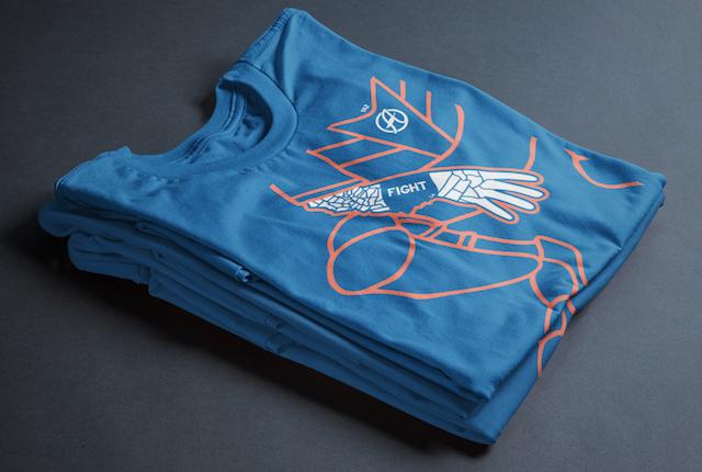 Yasmani Grandal, Athletes Brand shirt