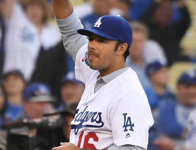 Andre Ethier, 2018 NLCS