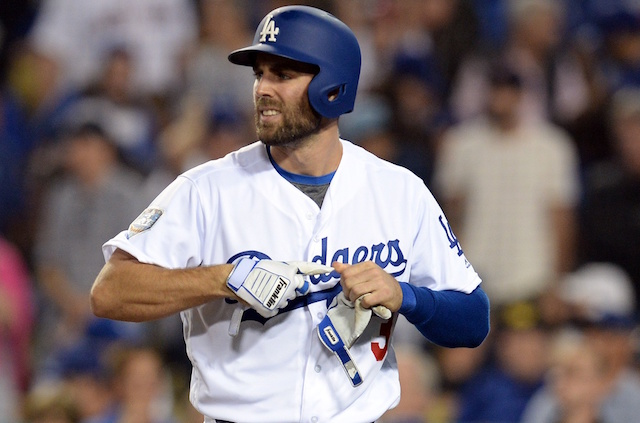 Chris Taylor, 2018 World Series