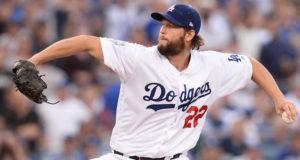 Clayton Kershaw, Dodgers