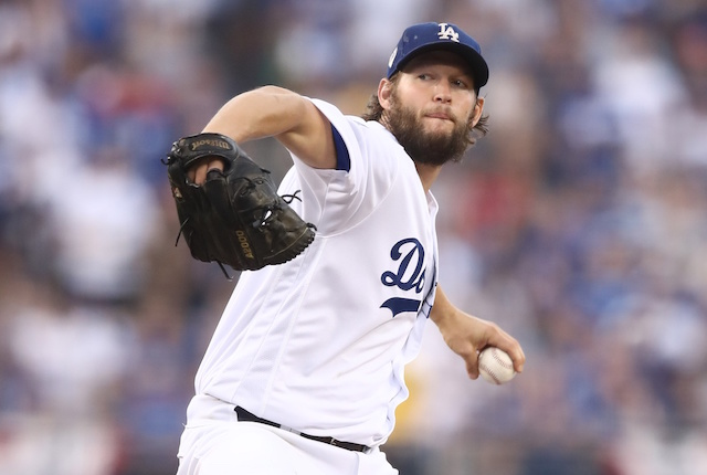 Clayton Kershaw, Dodgers