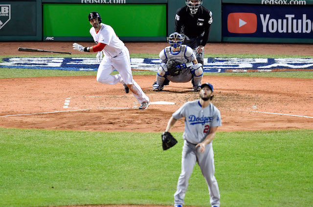 Clayton Kershaw, 2018 World Series
