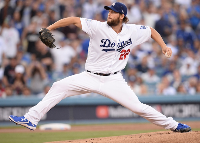 Clayton Kershaw, 2018 World Series