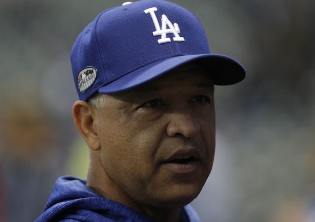 Dave Roberts, 2018 NLCS, Dodgers