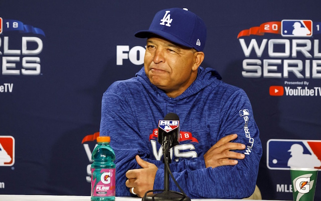Dave Roberts, Dodgers