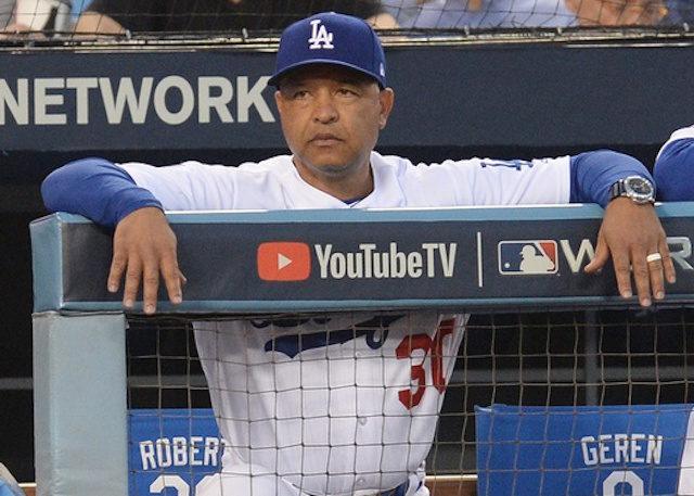 Dave Roberts, 2018 World Series, Dodgers