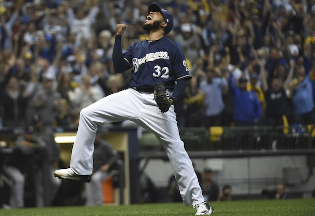 Jeremy Jeffress, Milwaukee Brewers