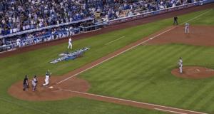 Juan Uribe, Dodgers, Braves, 2013 NLDS