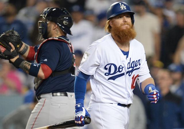 big sale abf0f d2158 Dodgers News: Justin Turner Believes 2018 Season 'Wasn't A ...