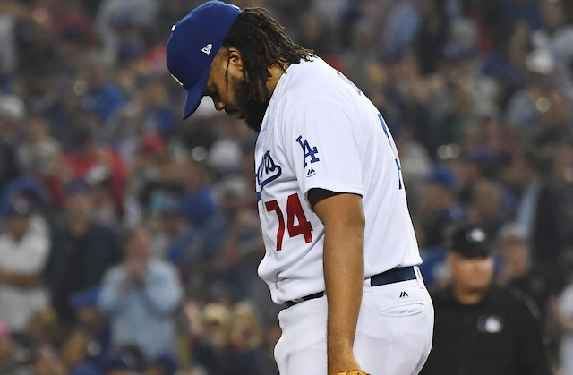 eb97c14d9 Dodgers News  Kenley Jansen Admits Heart Scare  Ruined  Second Half Of His  2018 Season