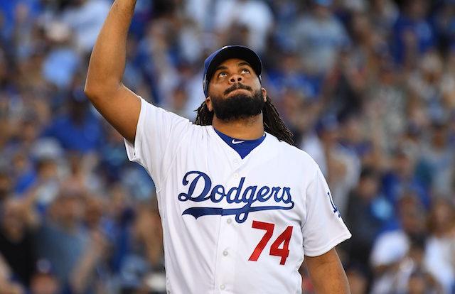 Dodgers 2018 Player Review  Kenley Jansen - DodgerBlue.com 52b40432f11d