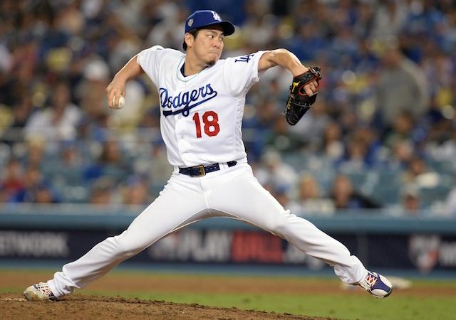 Kenta Maeda, Dodgers