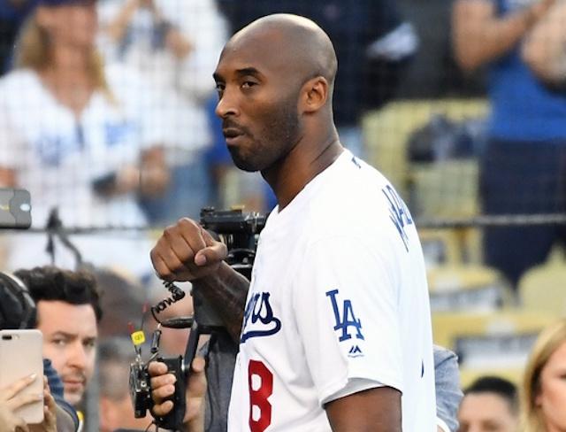 Dodgers' Matt Kemp Selects Kobe Bryant Over Magic Johnson And ...