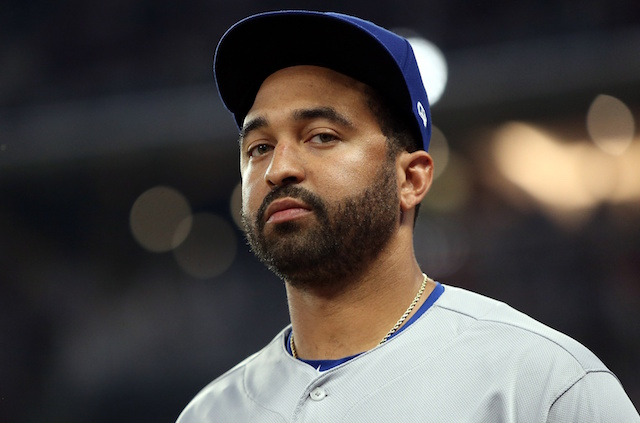 Matt Kemp, 2018 NLDS, Los Angeles Dodgers
