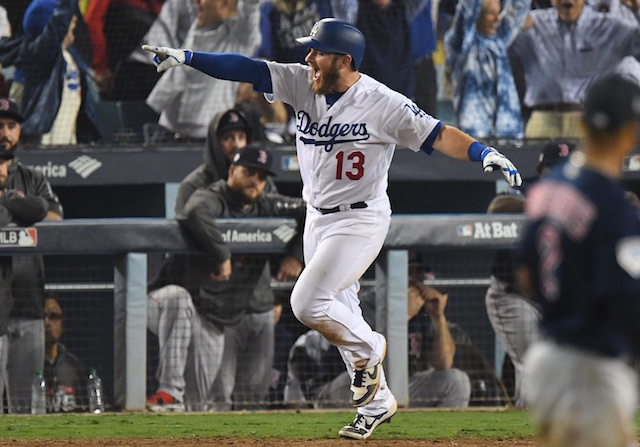 6d79bde7b07 Dodgers News  Max Muncy s Walk-Off Home Run In Game 3 Of World Series  Nominated For Top Moment Of 2018 By L.A. Sports Awards Council