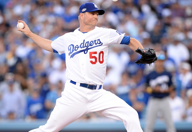 Ryan Madson, Dodgers
