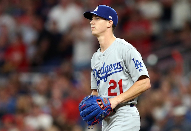 Walker Buehler, Dodgers
