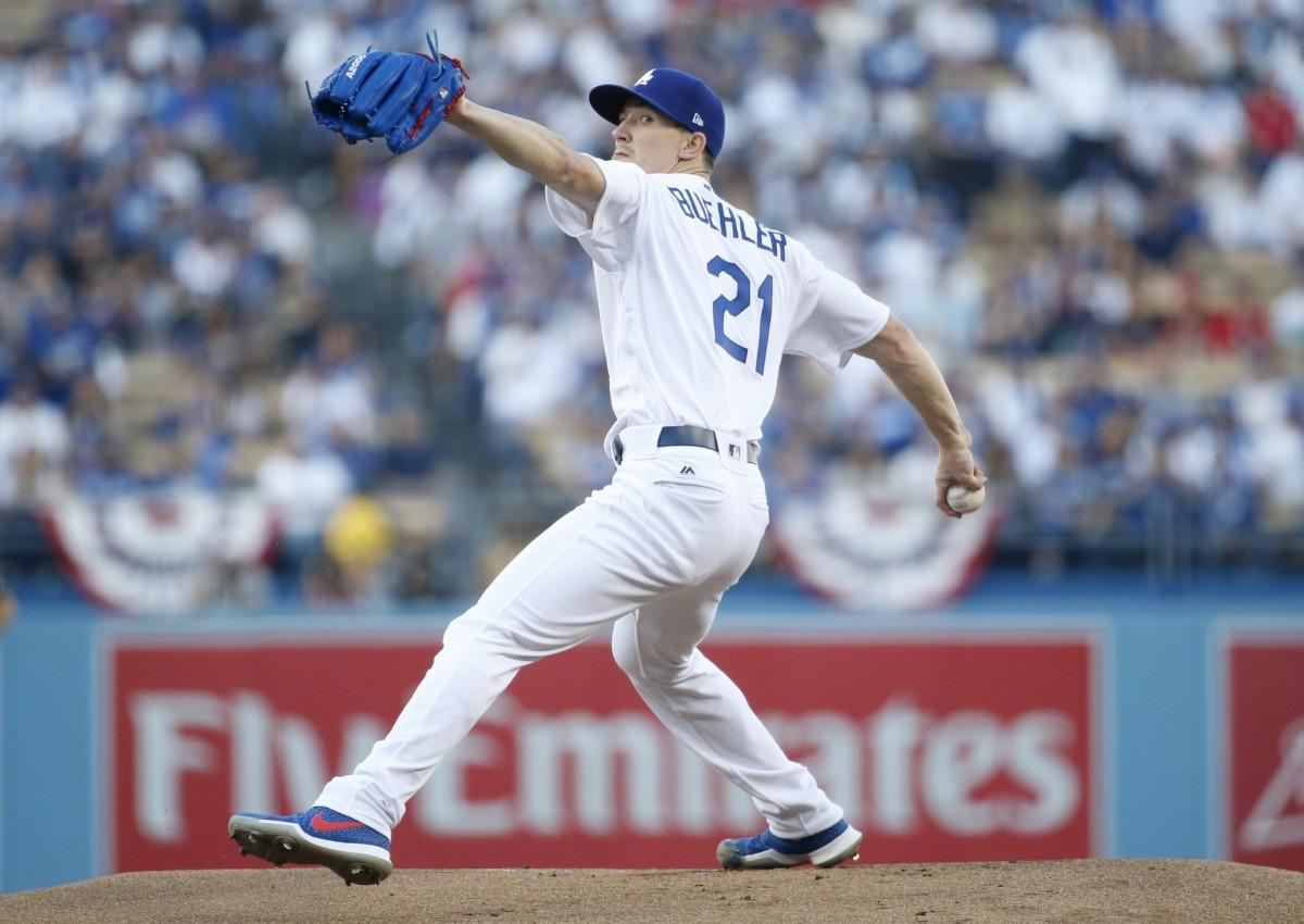 Walker Buehler, Dodgers
