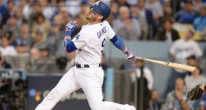 Yasmani Grandal, Dodgers